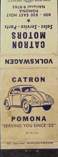 Johnny Catron Dealership Pomona, Ca.