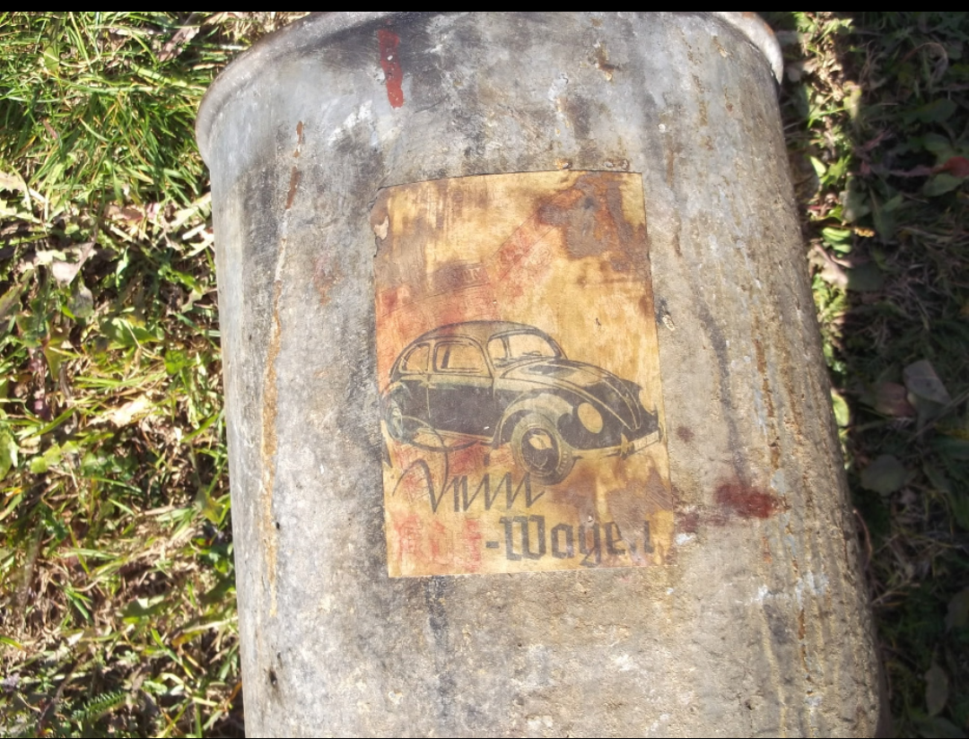 Kdf oil can???