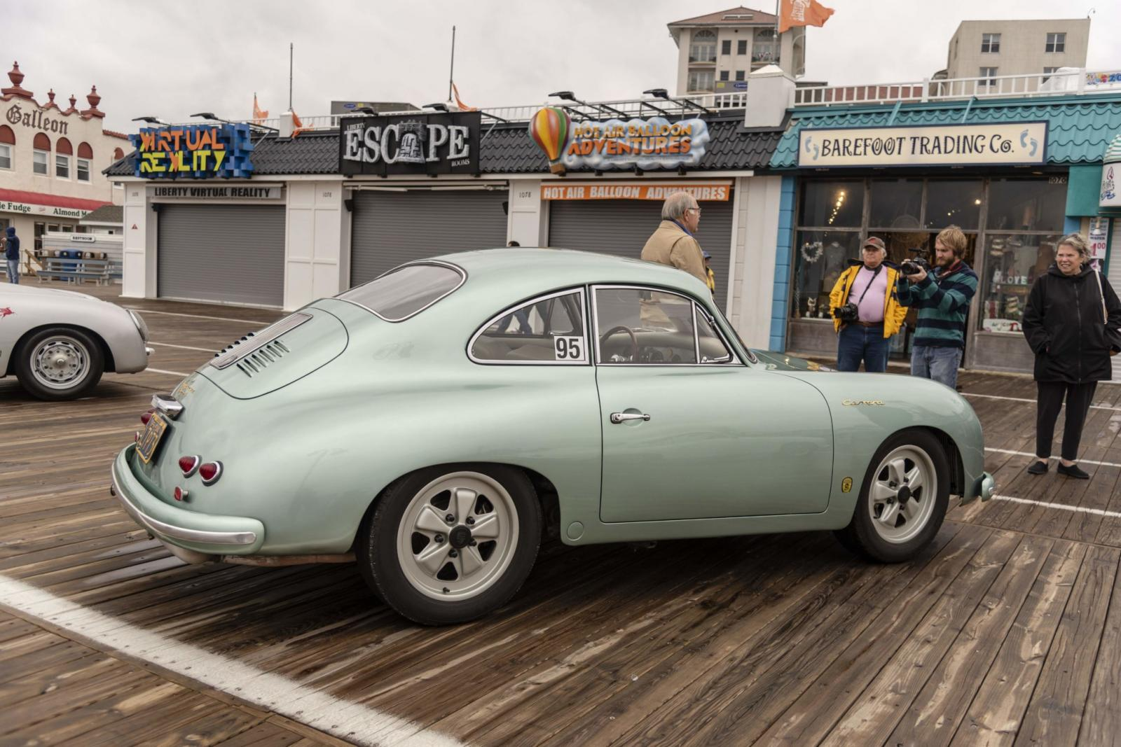 Porsche 356 owners East Coast Holiday 2018