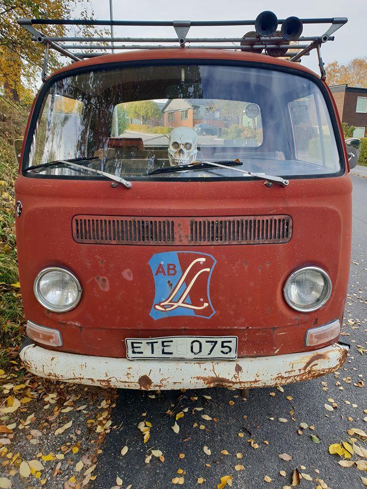1972 Swedish Lindor Strand Single Cab