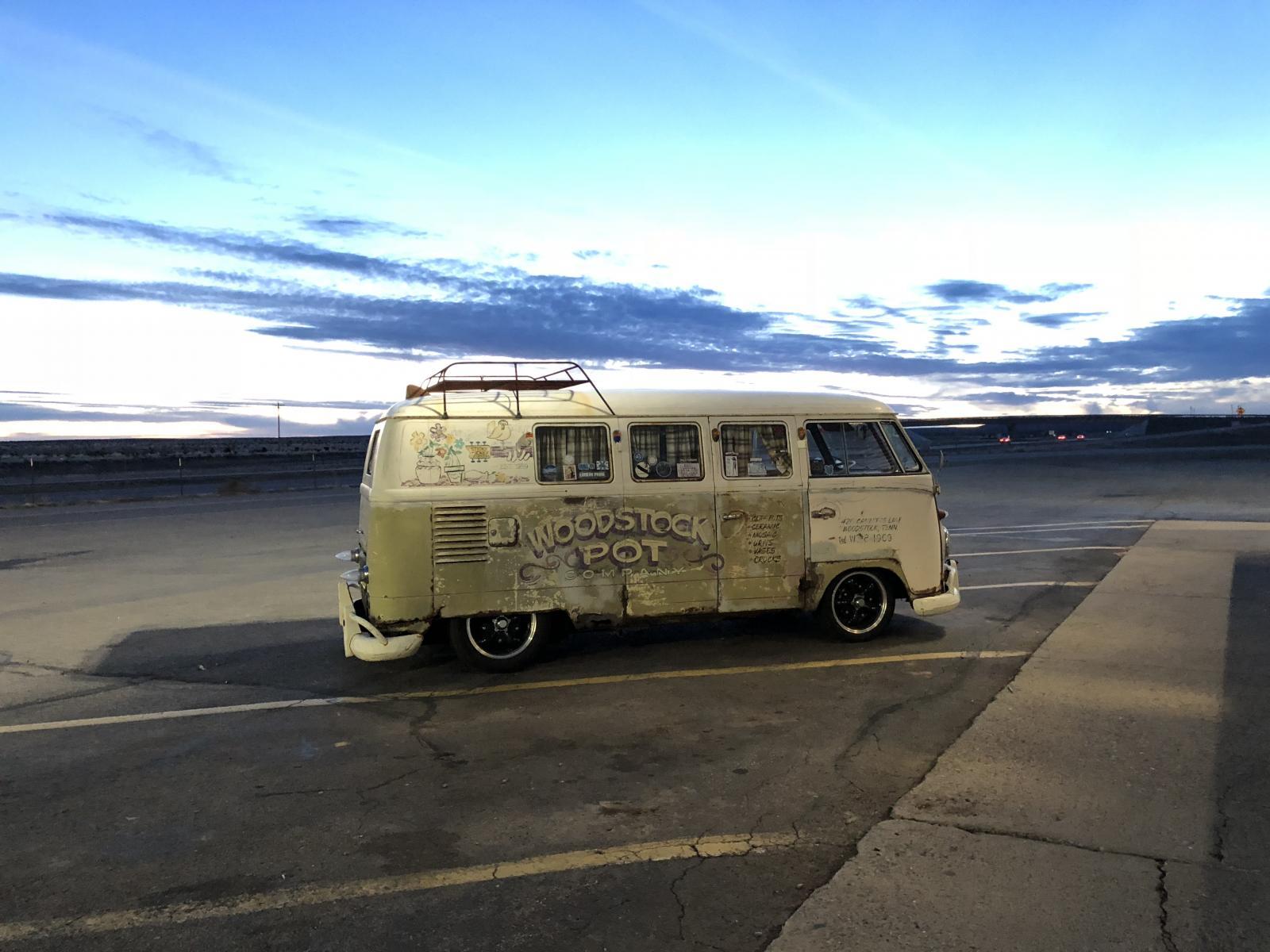 Woodstock Pot Company Bus