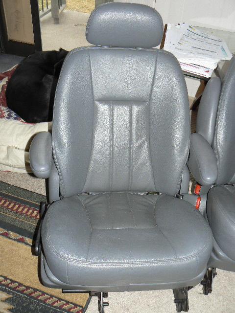 Caravan Seat Swap