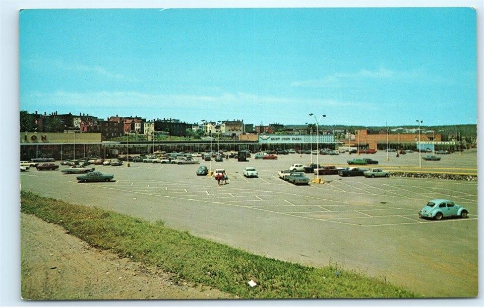 Fairview Shopping Center, Saint John, NB