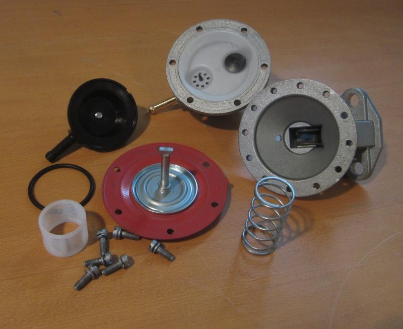 Modern Pierburg/BCD Mechanical Fuel Pump