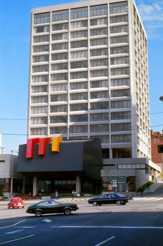 Saint John, NB, City Hall, 1974