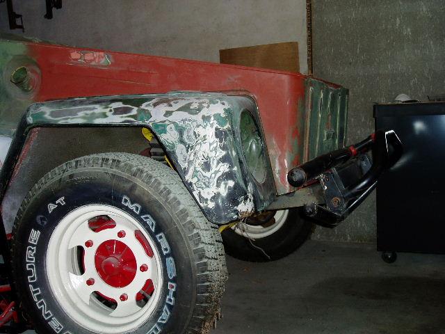 low-buck thing bumper
