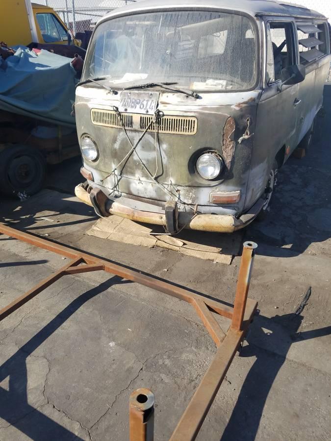 Zombie Bus....