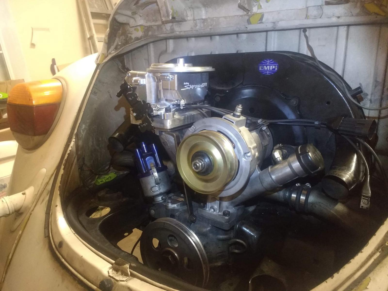 Sniper Volkswagen air cooled