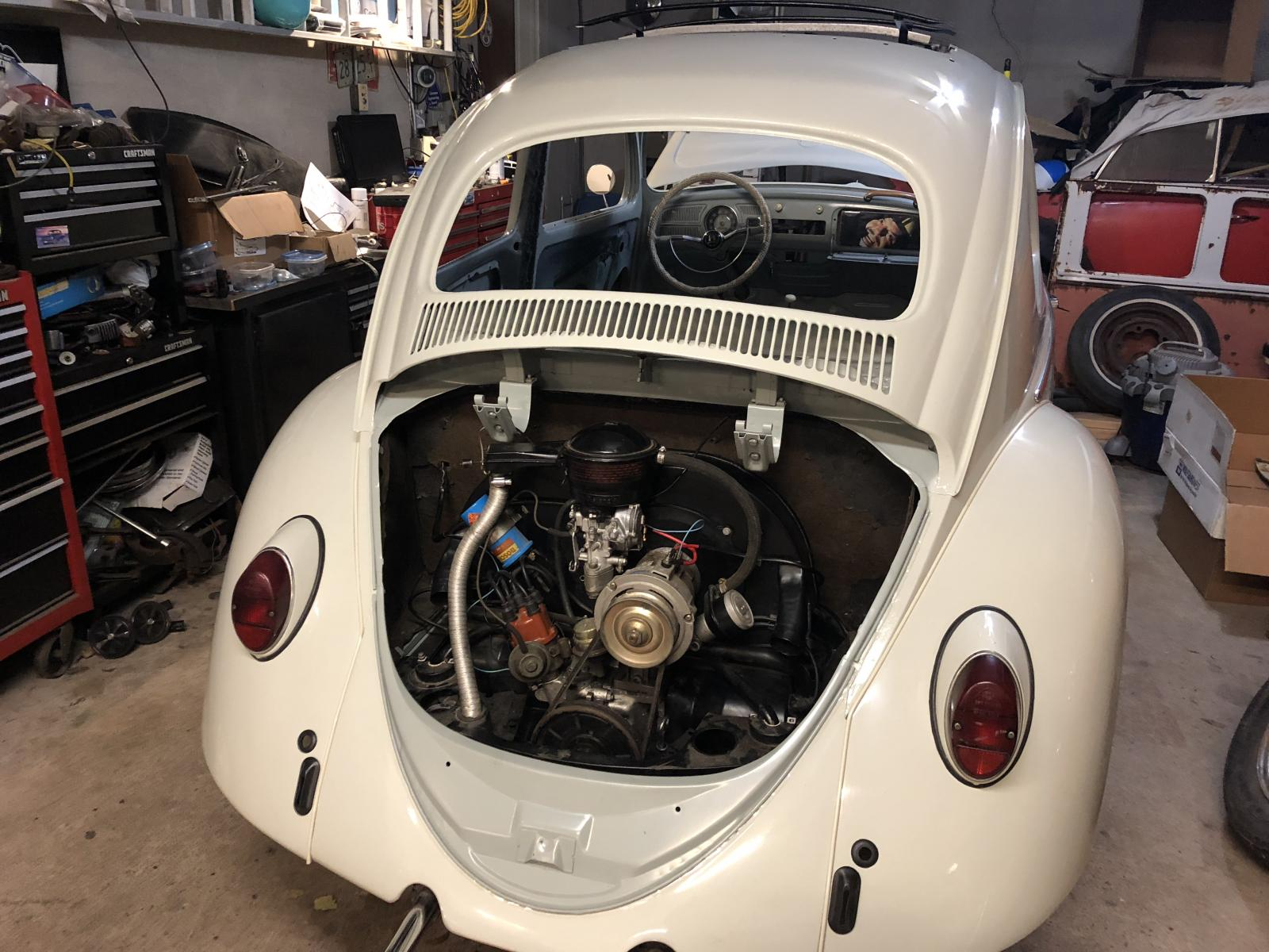 63 ragtop project