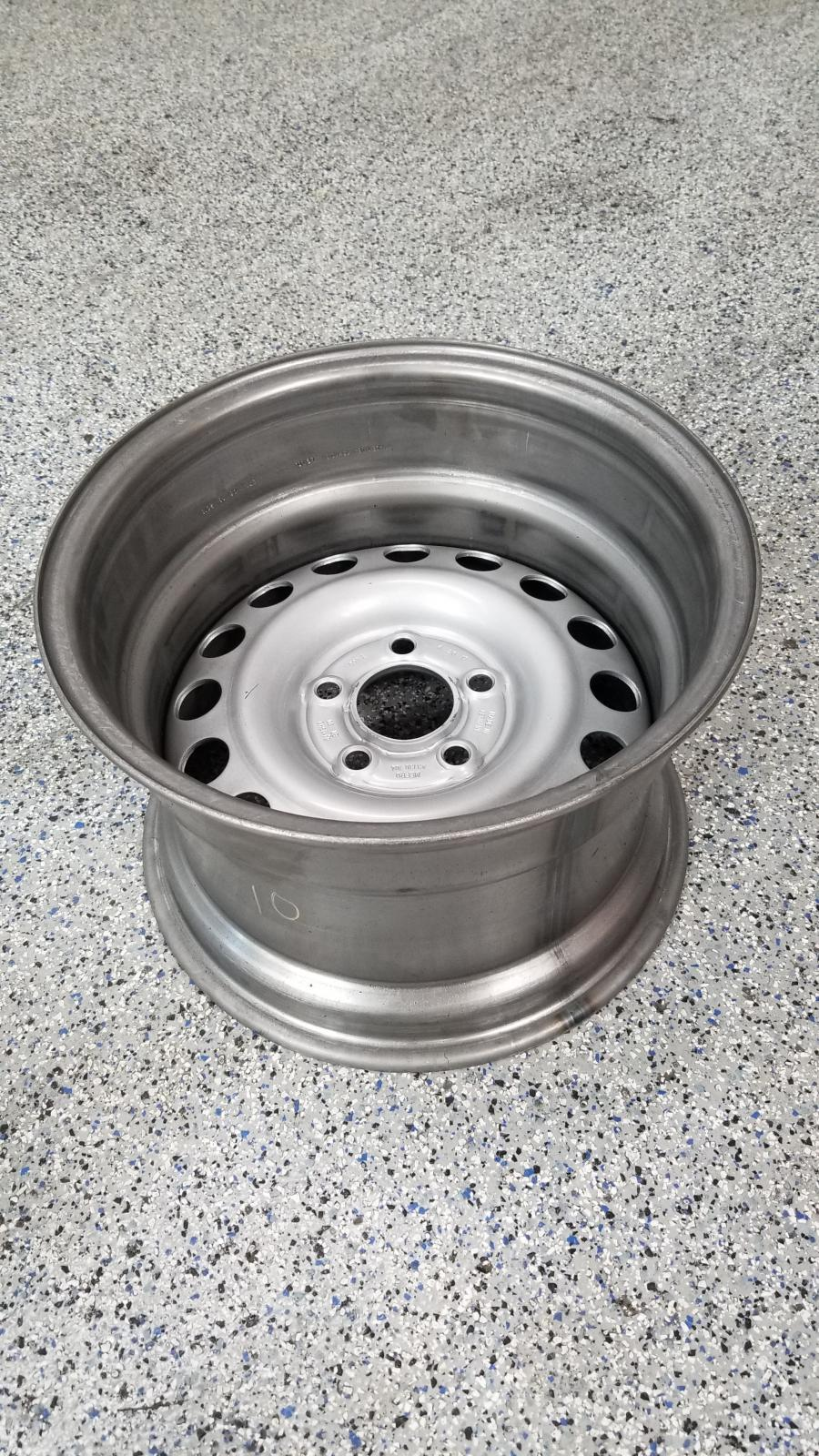 new rims & tires