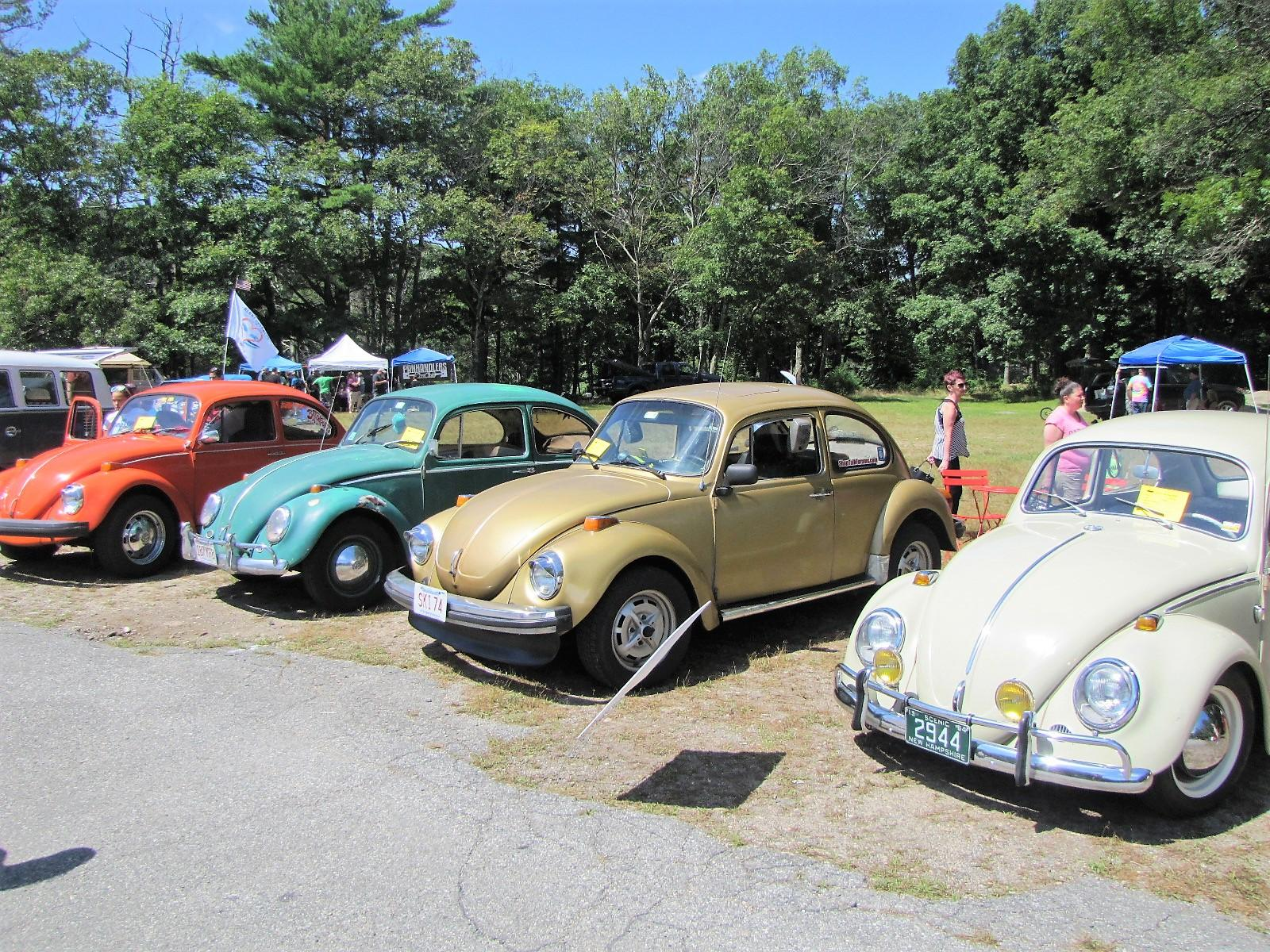 VWs on The Hill RI 2018