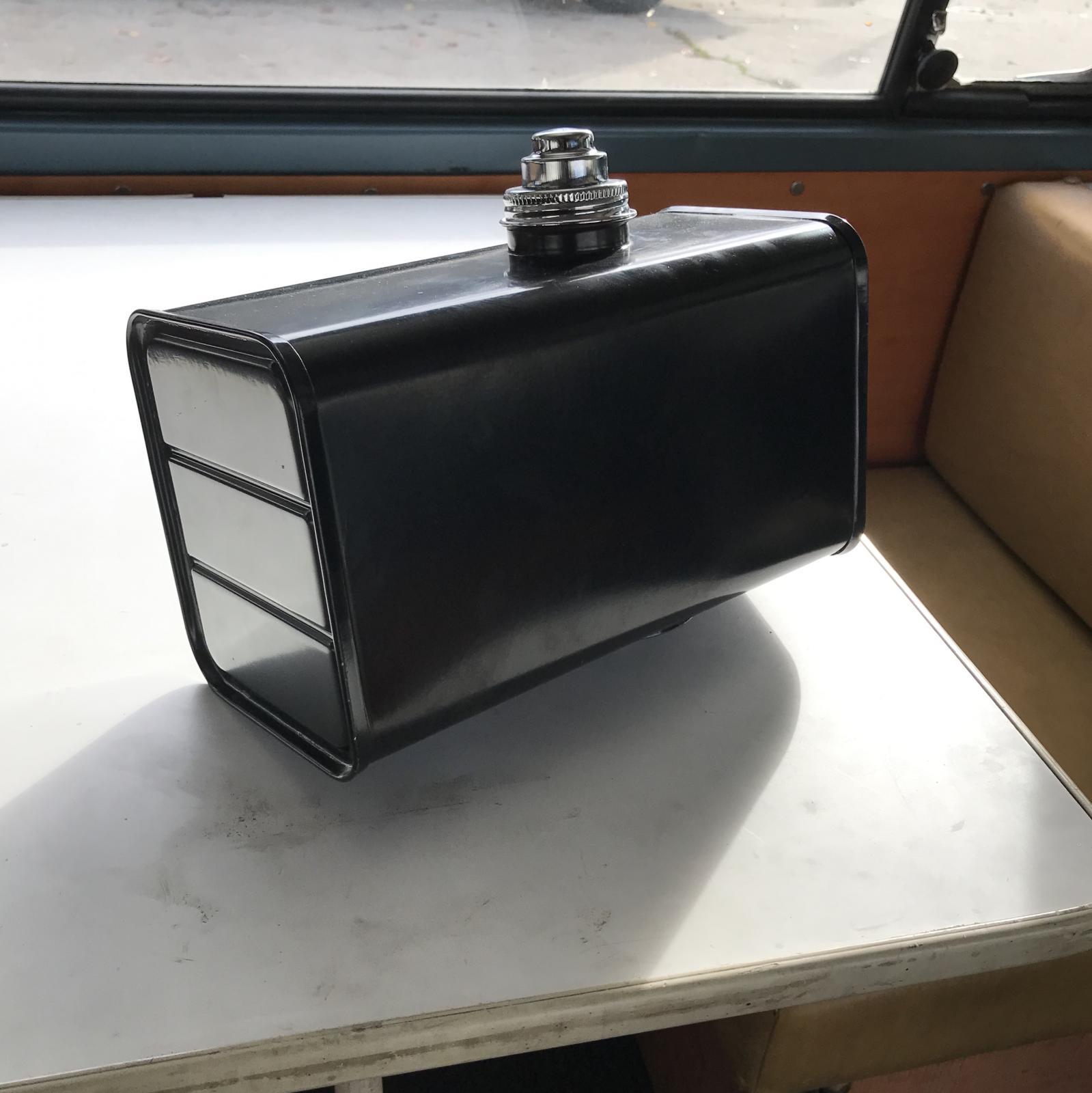 heater fuel tank