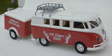 T2 VW Classic 2002 set