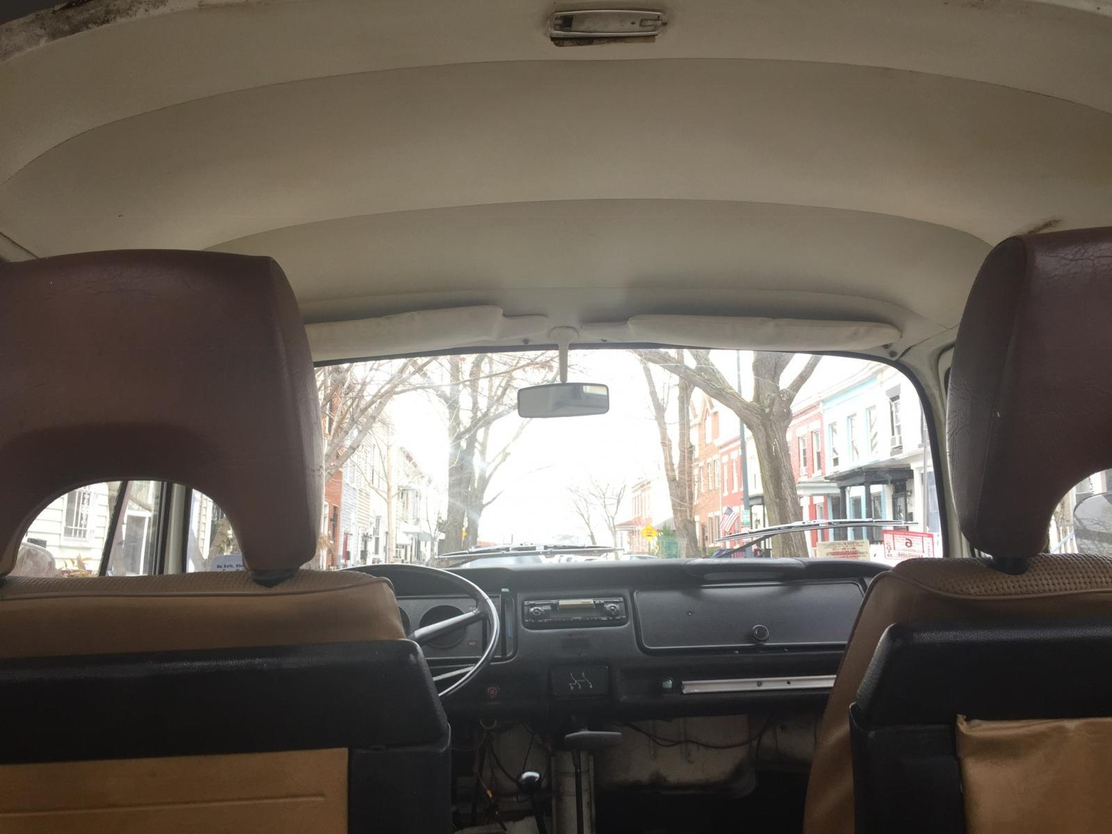 More photos of Tub Bus