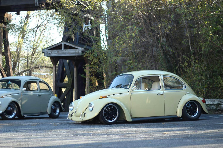 1971 Yukon yellow beetle