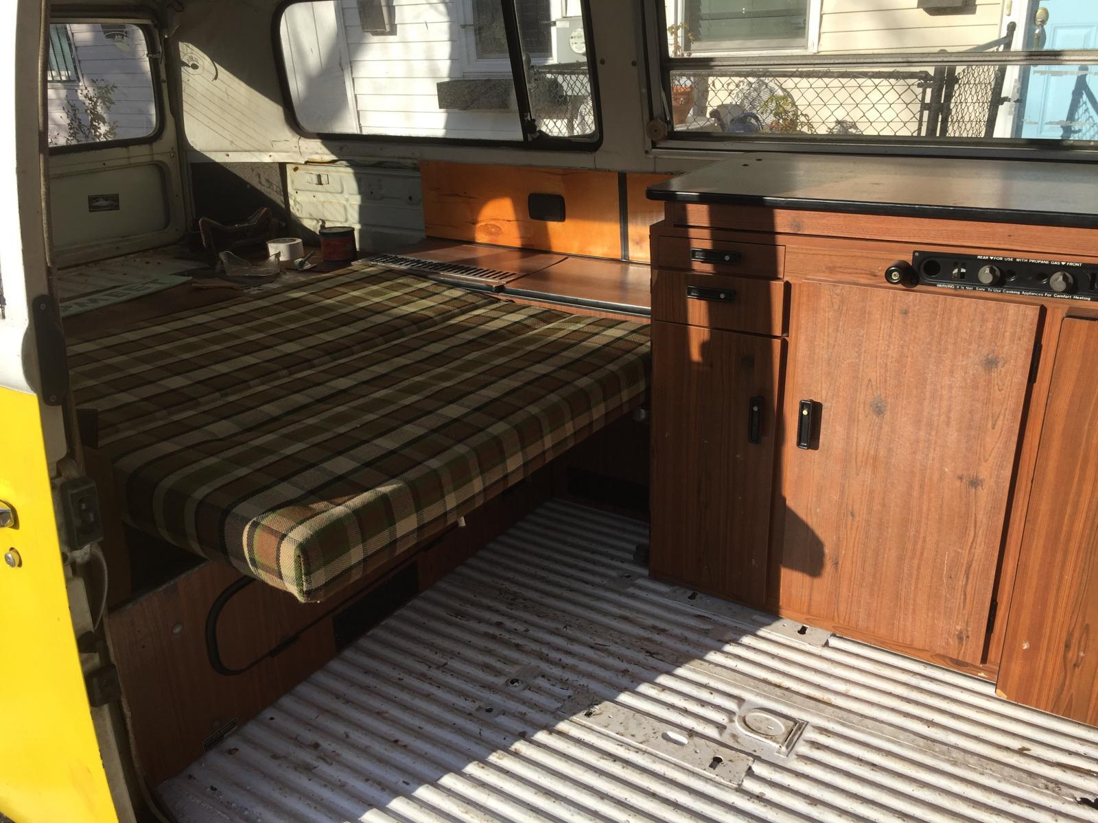 More progress on Tub Bus