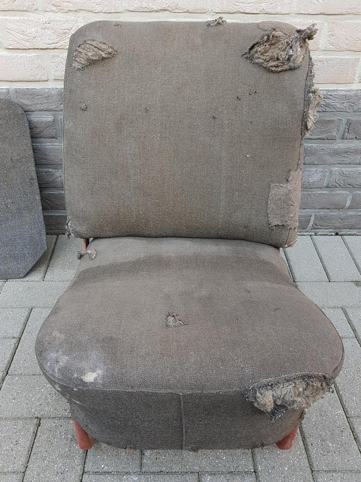 1949 Upholstery