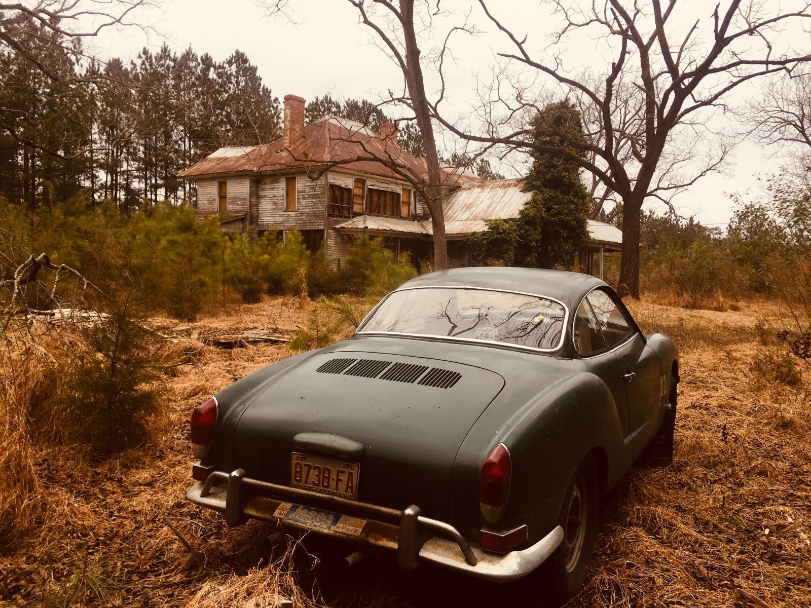 VWs preserving history