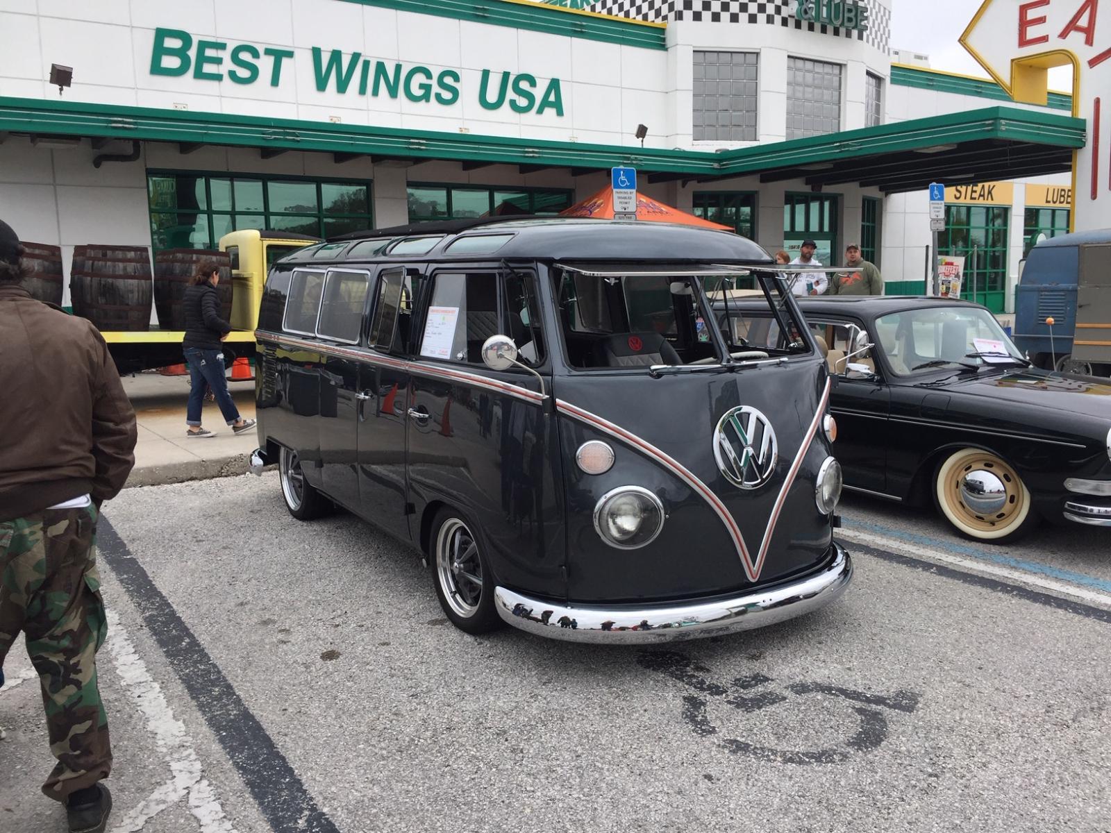 Quaker Steak VW Show 01.20.2019 St. Petersburg / Clearwater FL