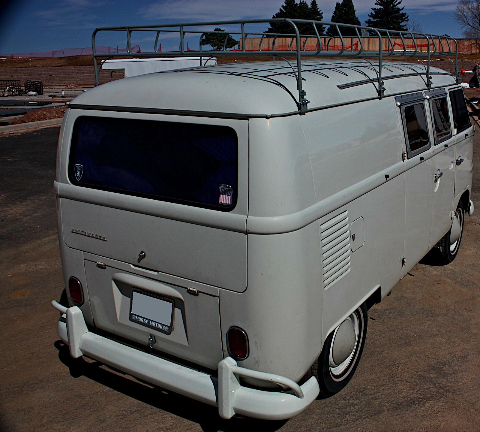 Trying to locate this 1966 Roadrunner tintop Bus camper