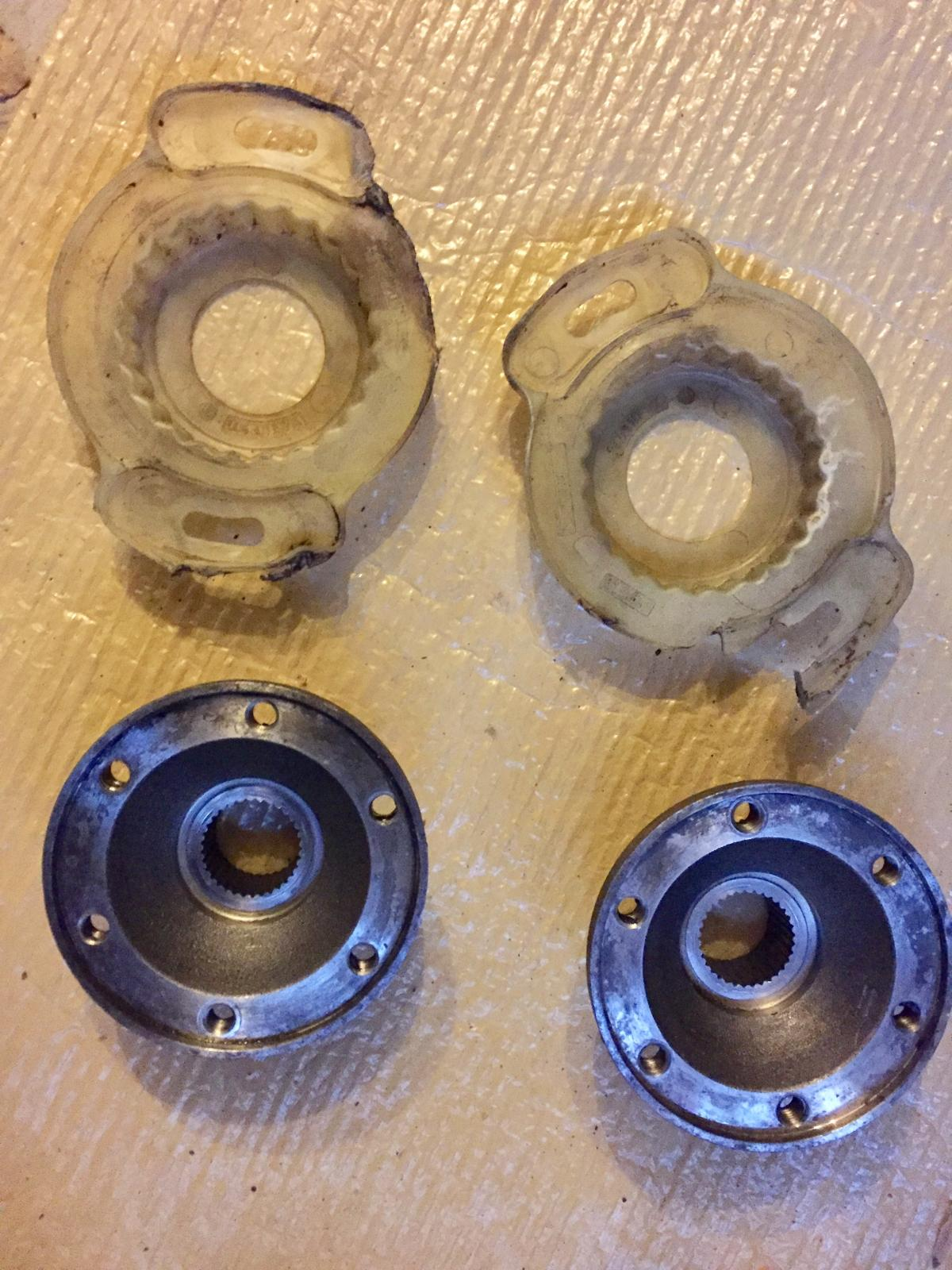 Output Seal Replacement