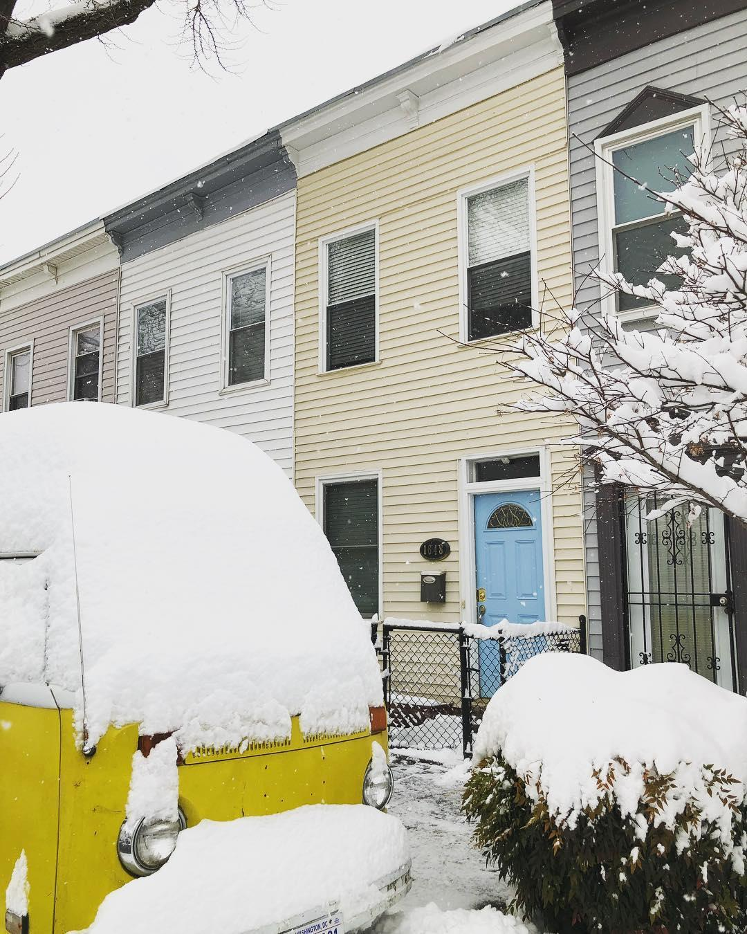 DC Snow