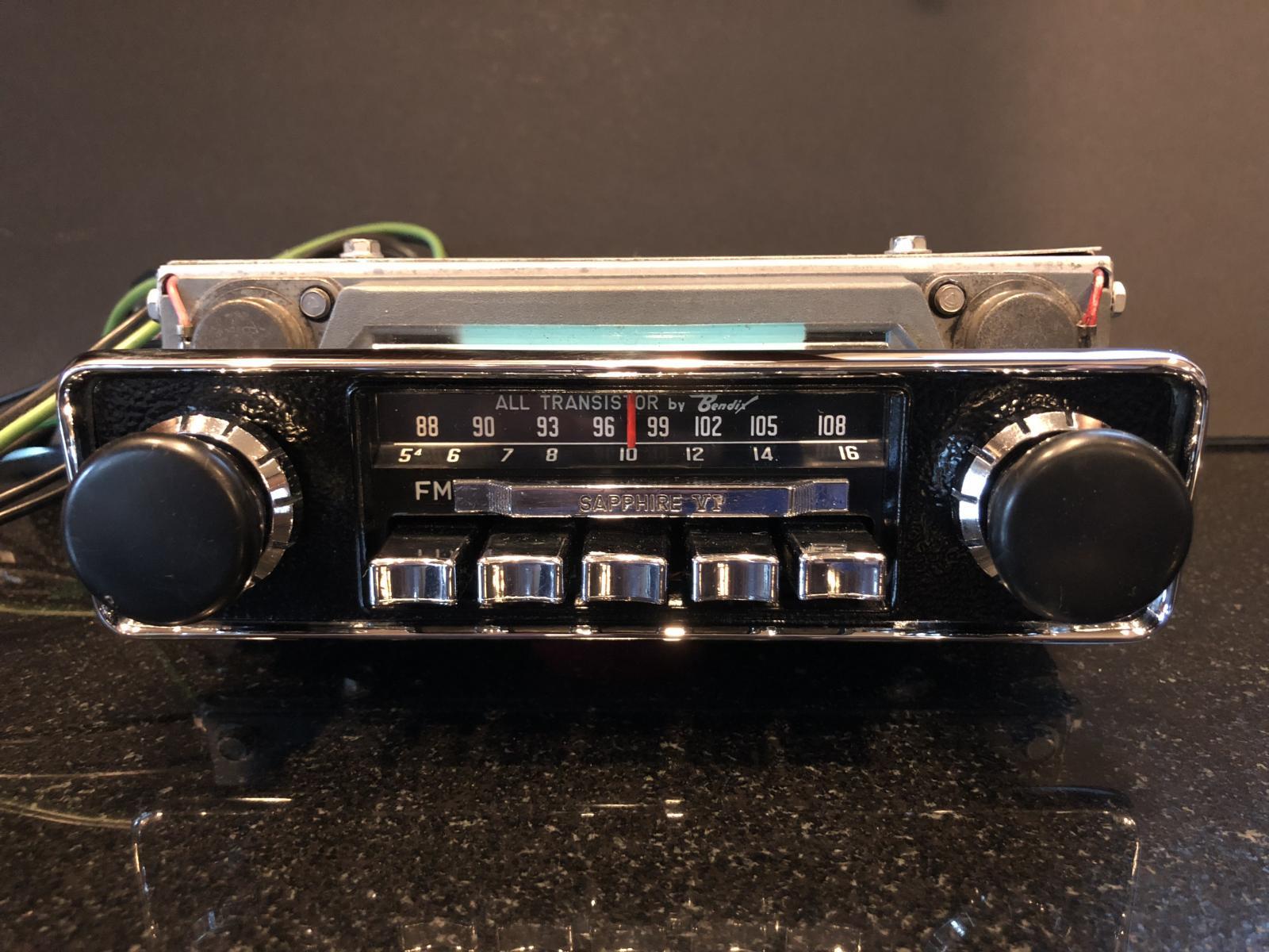 Sapphire VI Radio