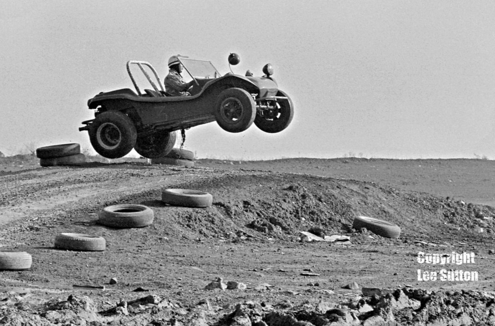 Vintage Dune Buggy
