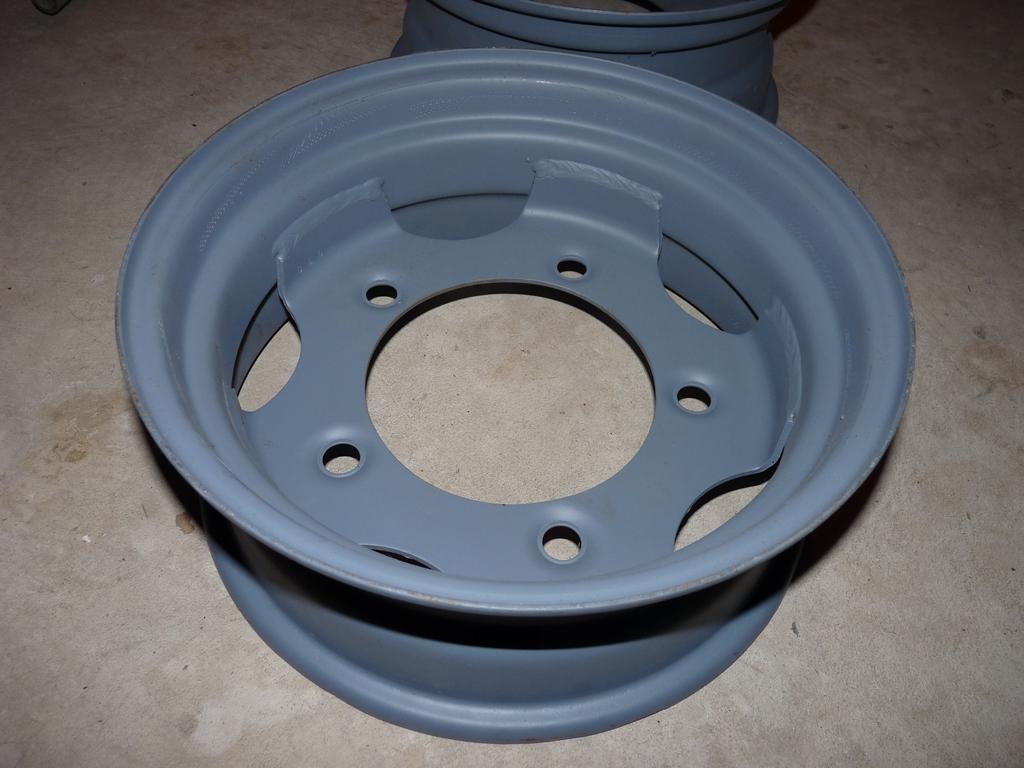 Fumagalli 13x5 wheel