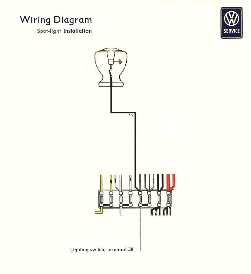 Spotlight Wiring Diagram, Wiring Diagram Spotlights