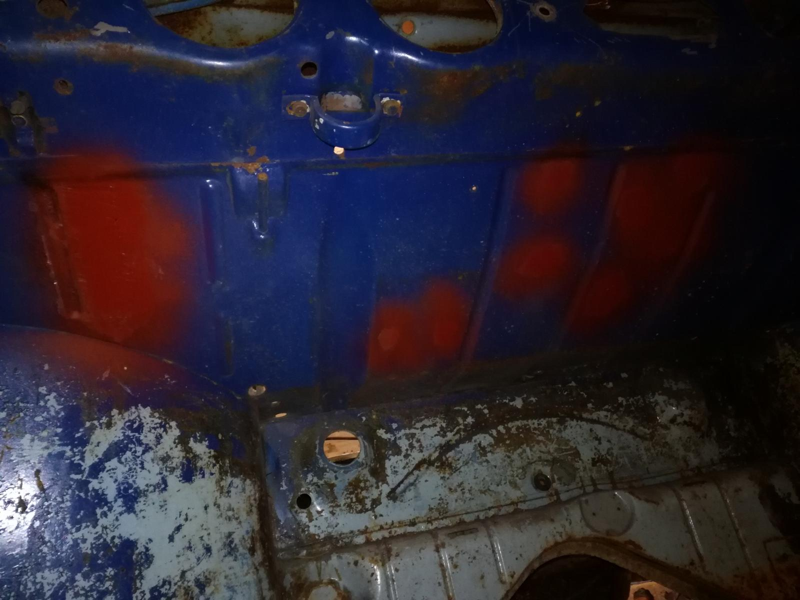 Résurrection de mon 60 strato blue! 1880387