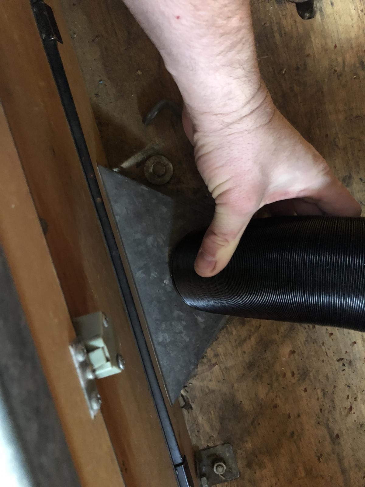 Cheap Diesel Heater install