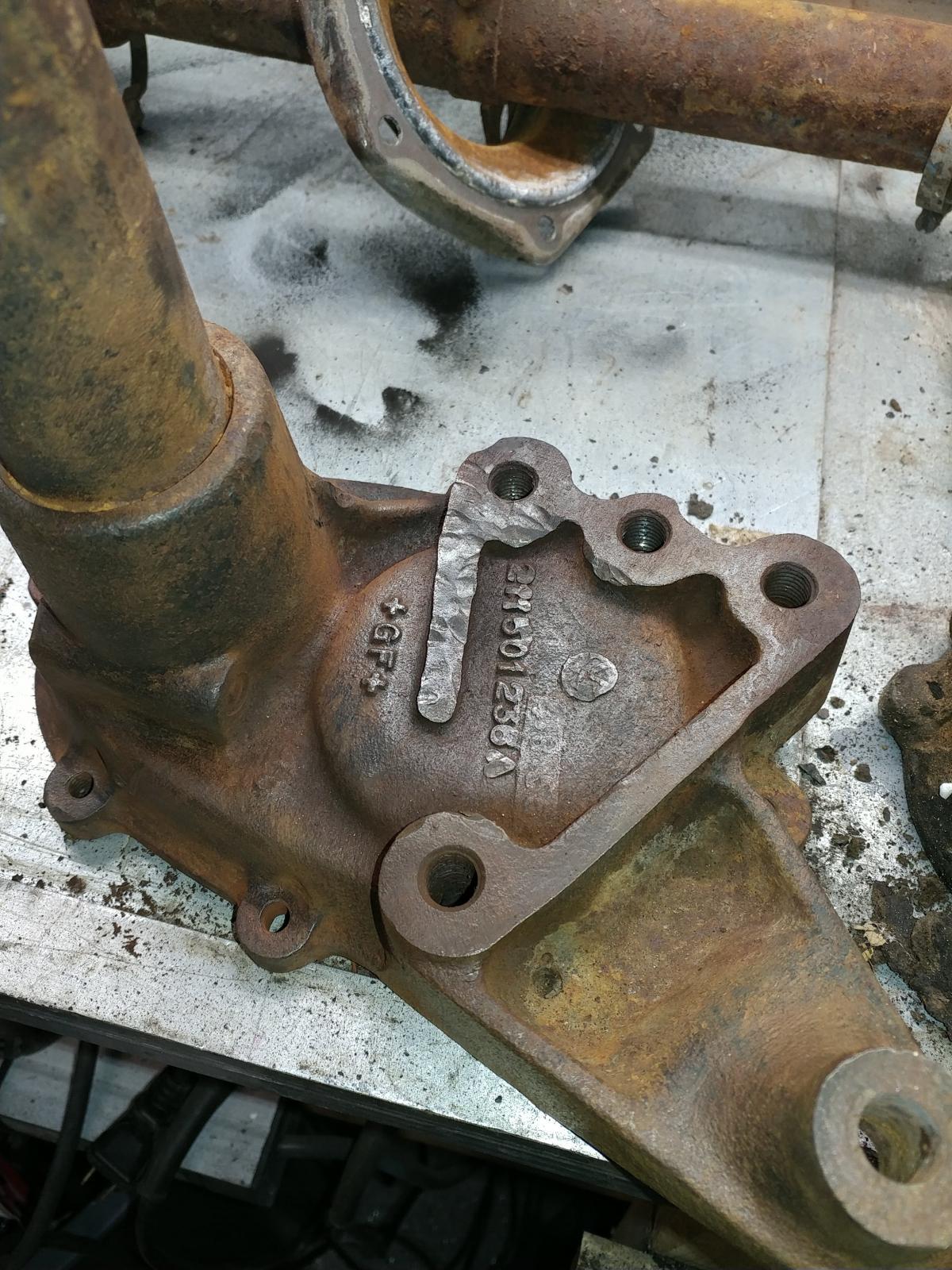 reduction gear box wear