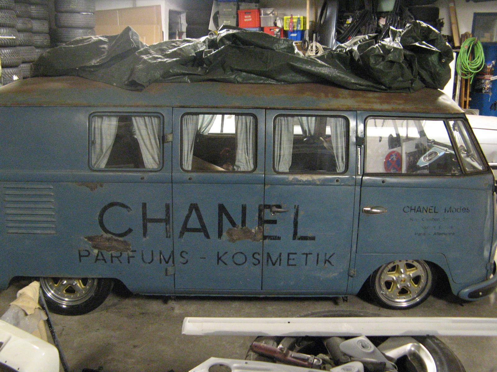 Compomotive Wheels, Chanel BD