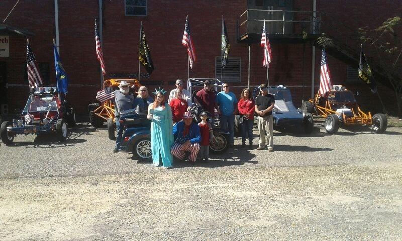 A little group in Mobile, AL who love VW's and having fun!!!