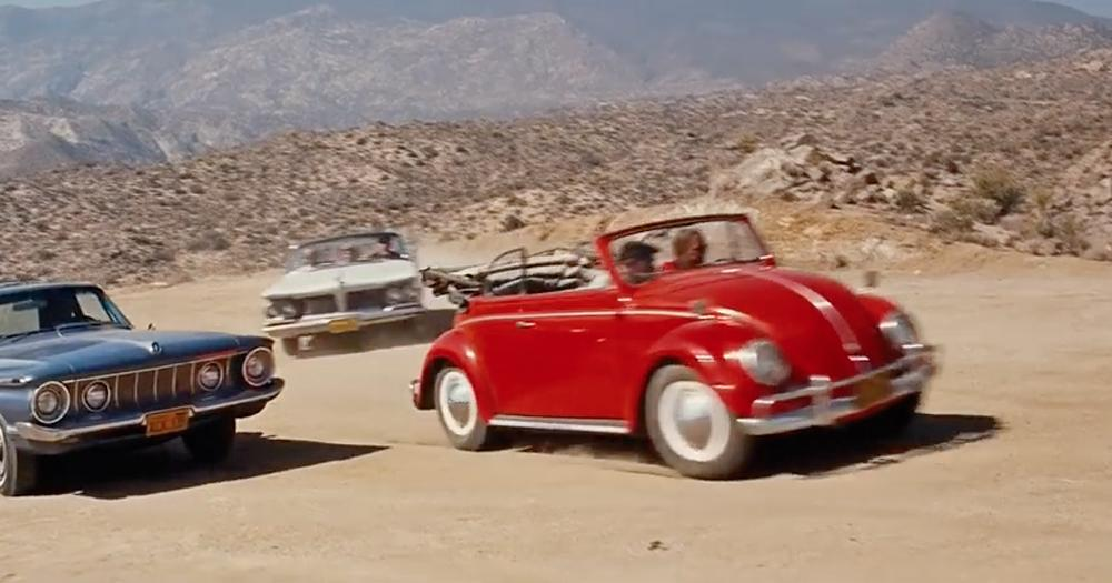 """VWs in """"It's a Mad, Mad, Mad, Mad World"""" (1963)"""