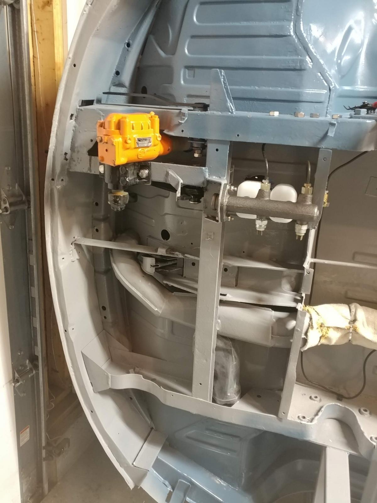 steering box refresh