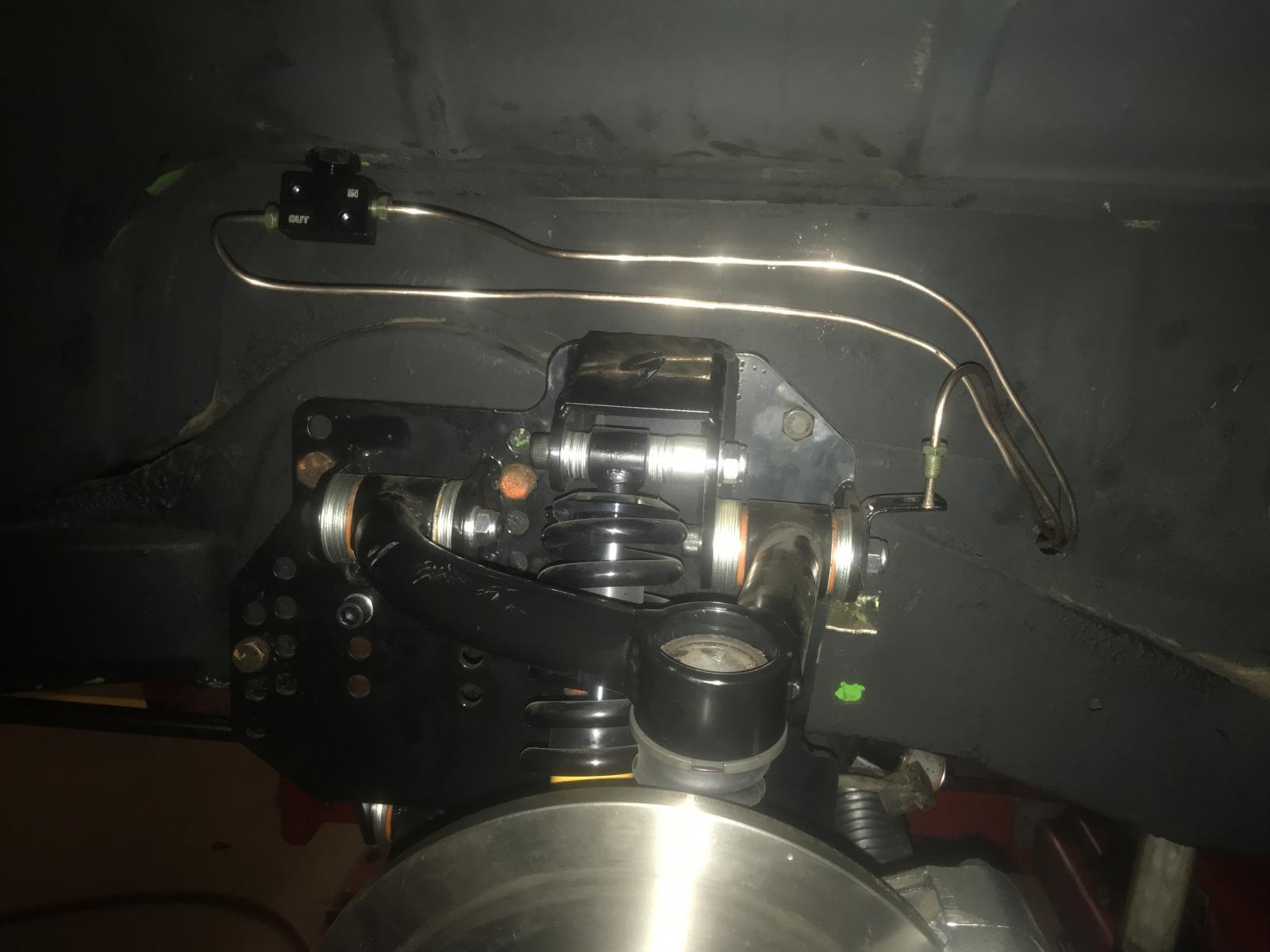 Red9 braking
