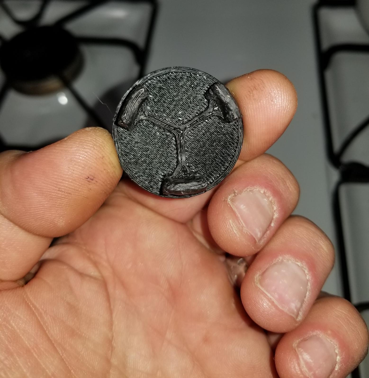 Flywheel Inspection Cap