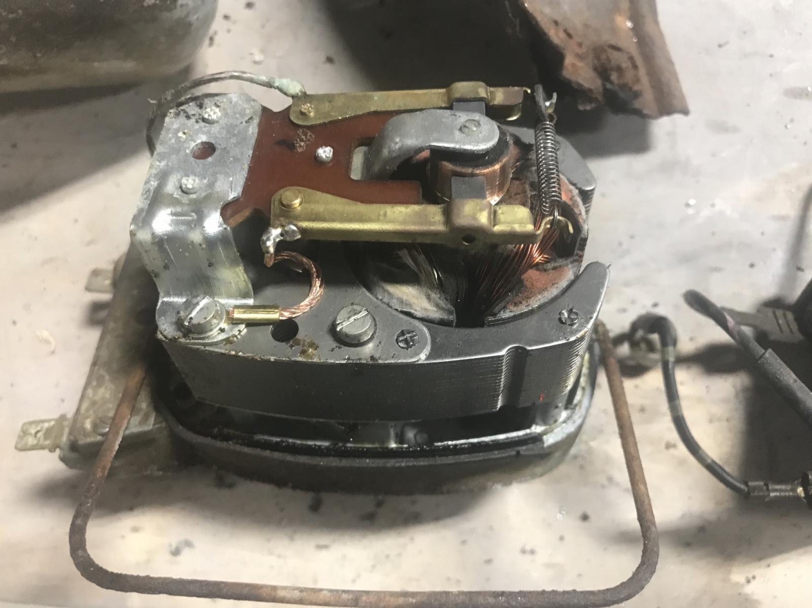 60 SO23 restoration