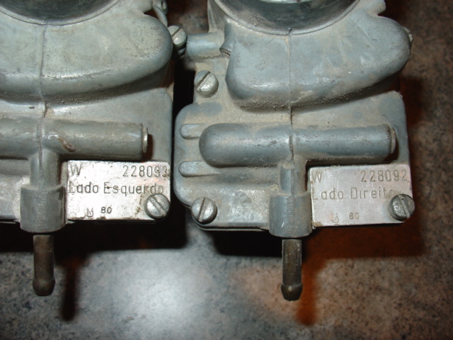 What model Carb do I have here?