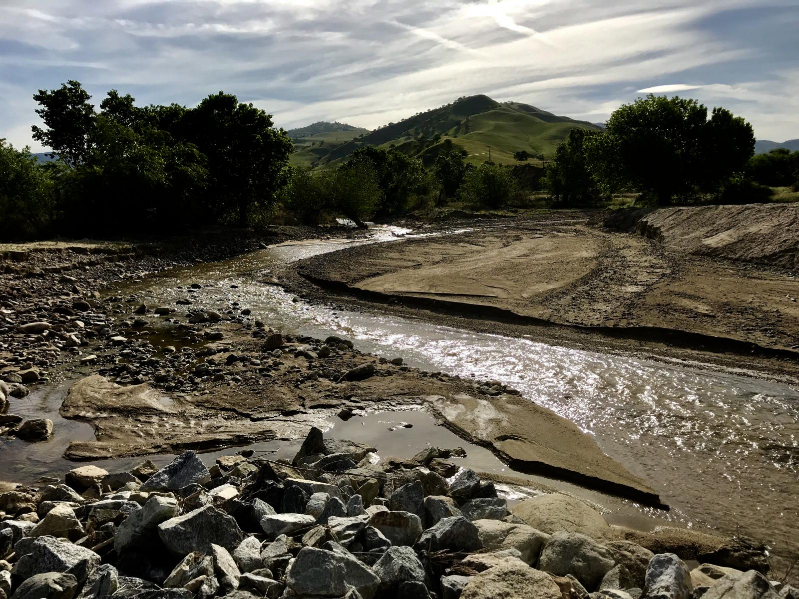Caliente creek