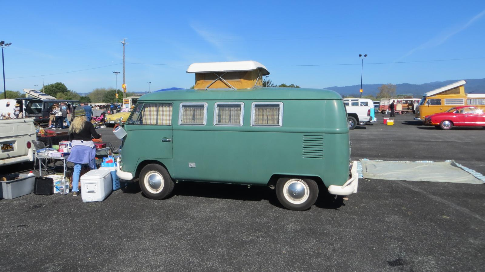 Split Camper Photos from Red Barn 2019 (Sat. April 13th, 2019)