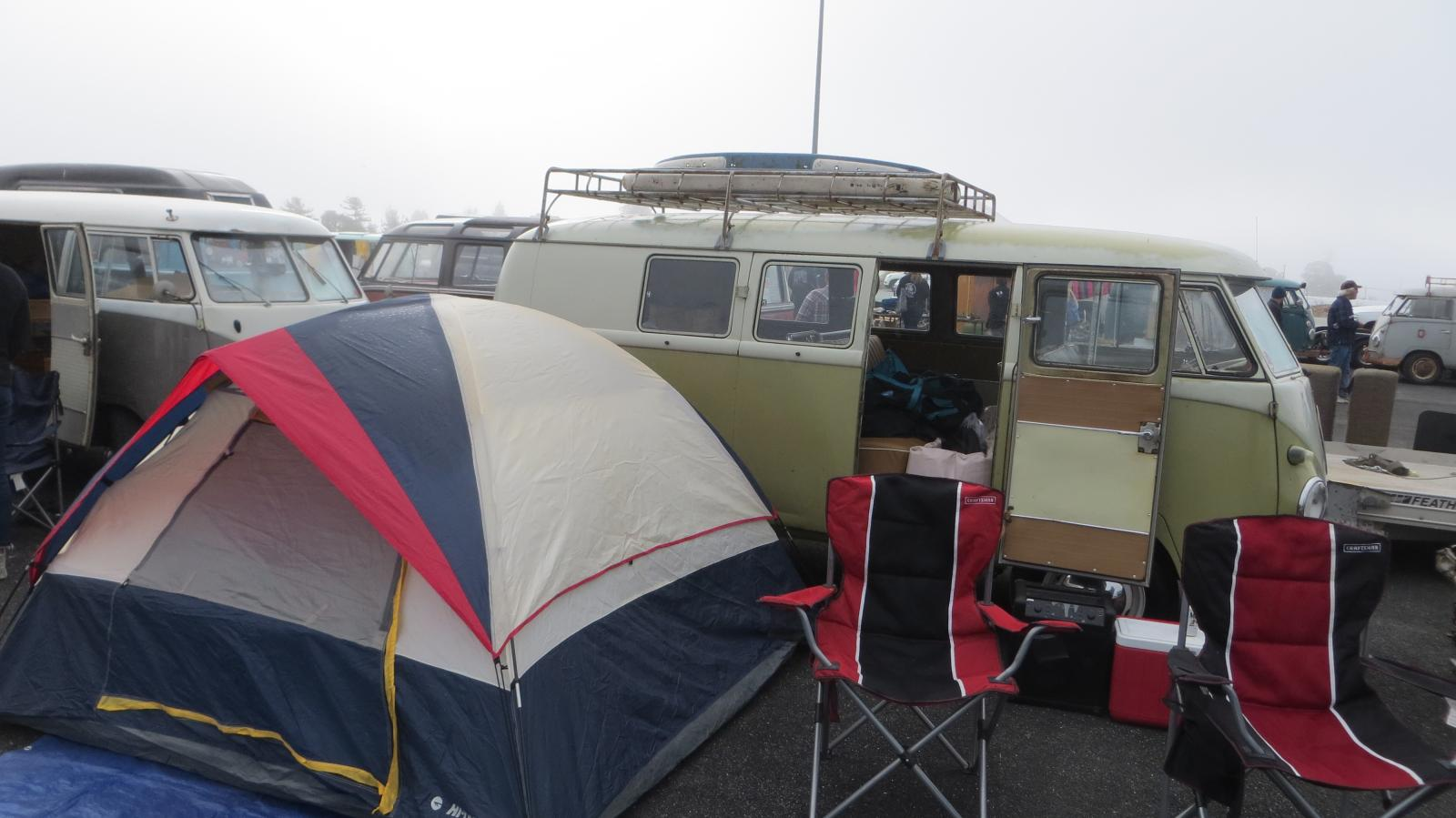Split Bus Photos from Red Barn 2019 (Sat. April 13th, 2019)