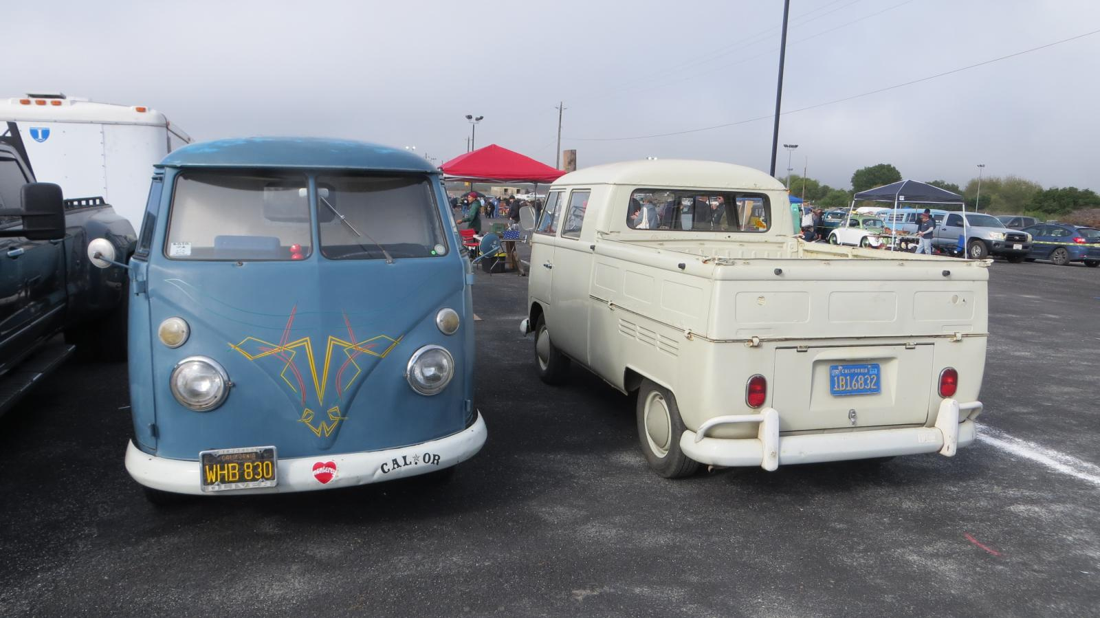 Some Double Cab Photos from Red Barn 2019 (Sat. April 13th, 2019)