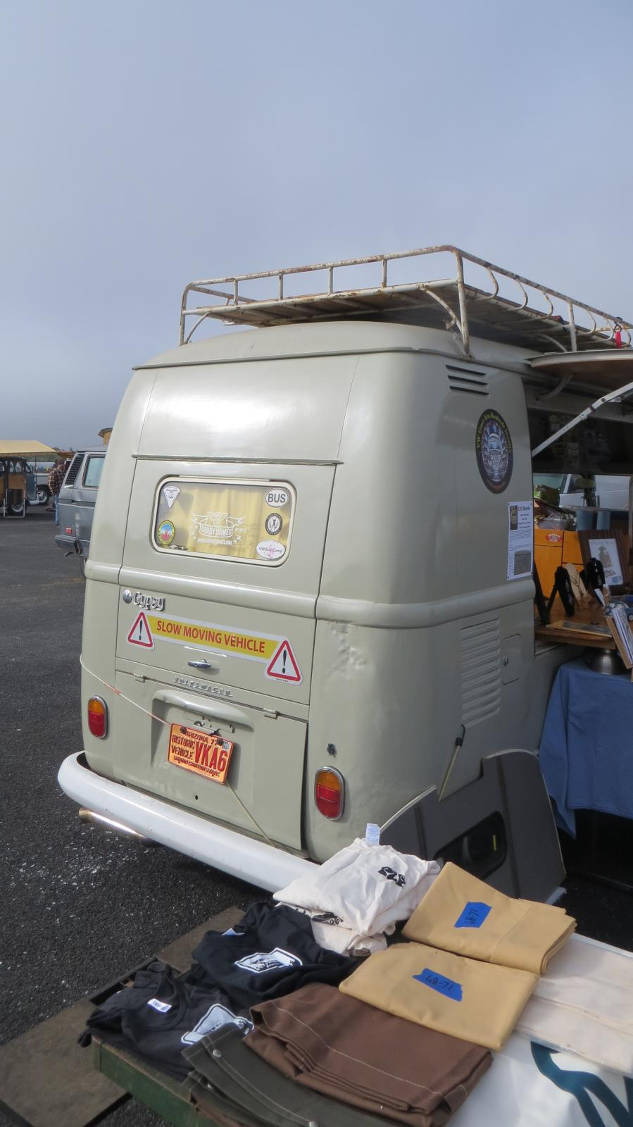 High Roof Bus Photos from Red Barn 2019 (Sat. April 13th, 2019)