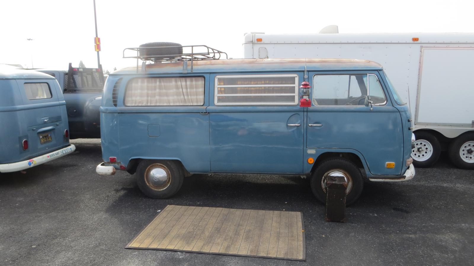 Bay Window Camper Photos from Red Barn 2019 (Sat. April 13th, 2019)