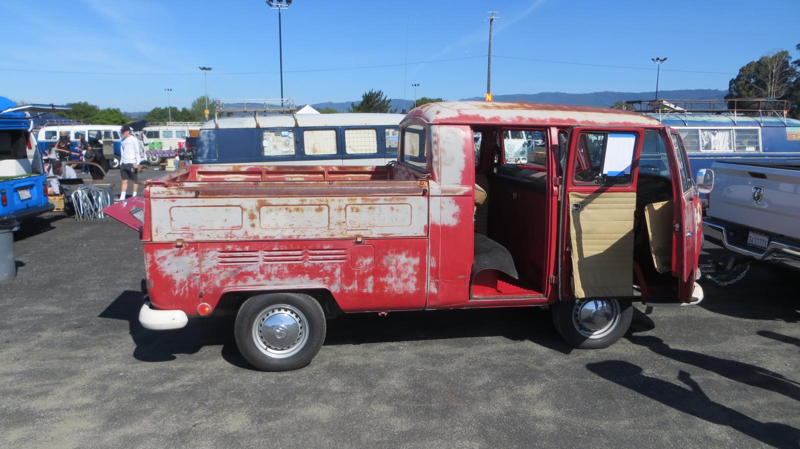 Bay Double-Cab from Red Barn 2019 (Sat. April 13th, 2019)