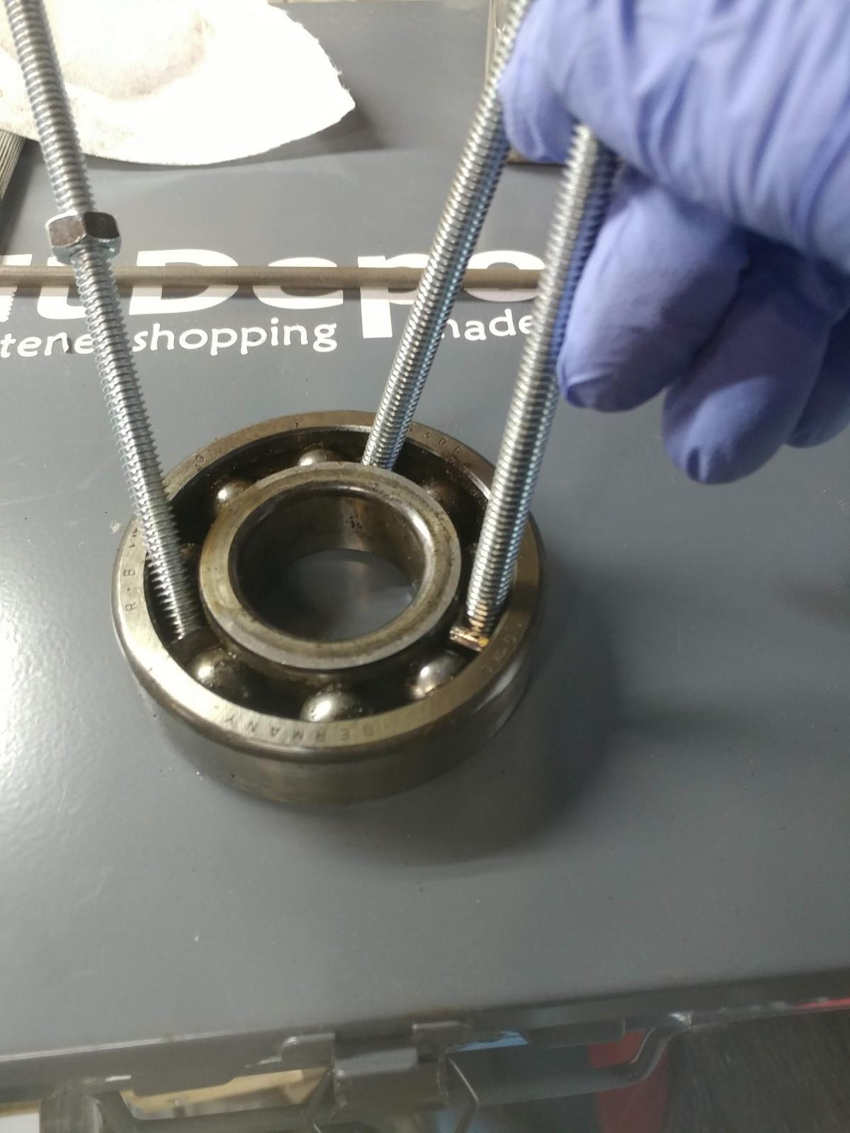 diy bearing puller