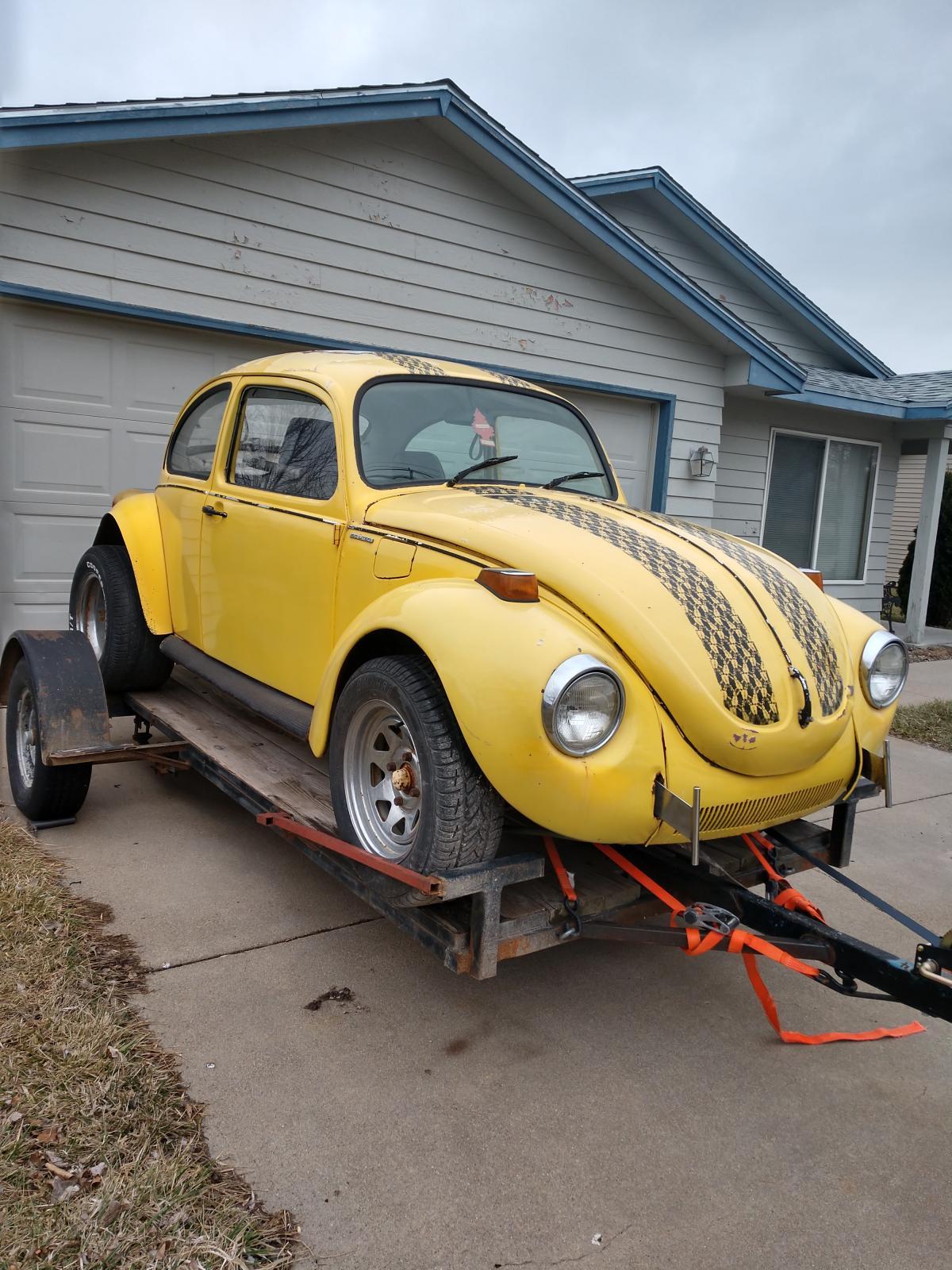71 super beetle